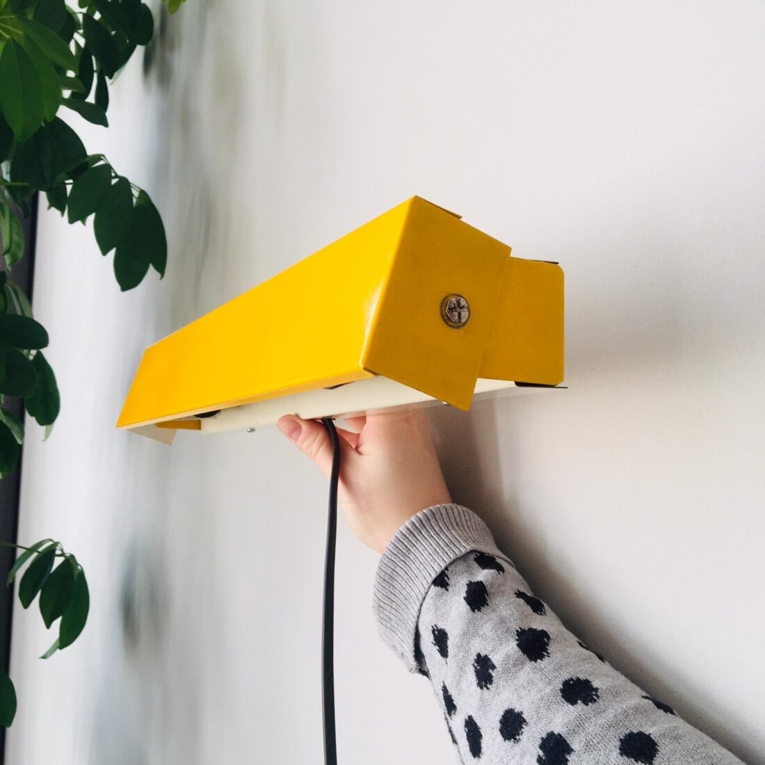 Vintage Raak Wandlamp