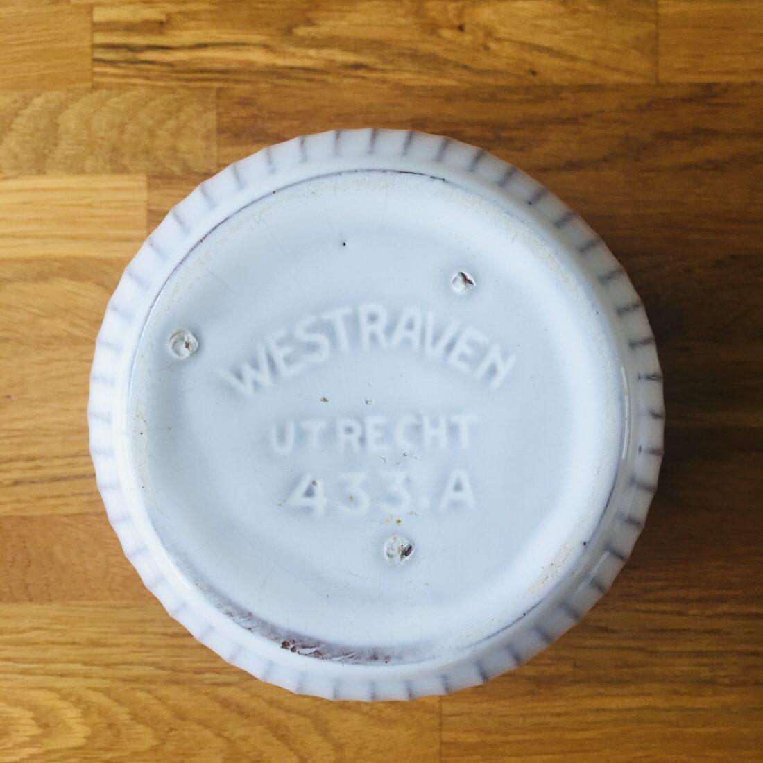 Vintage Westraven bloempot