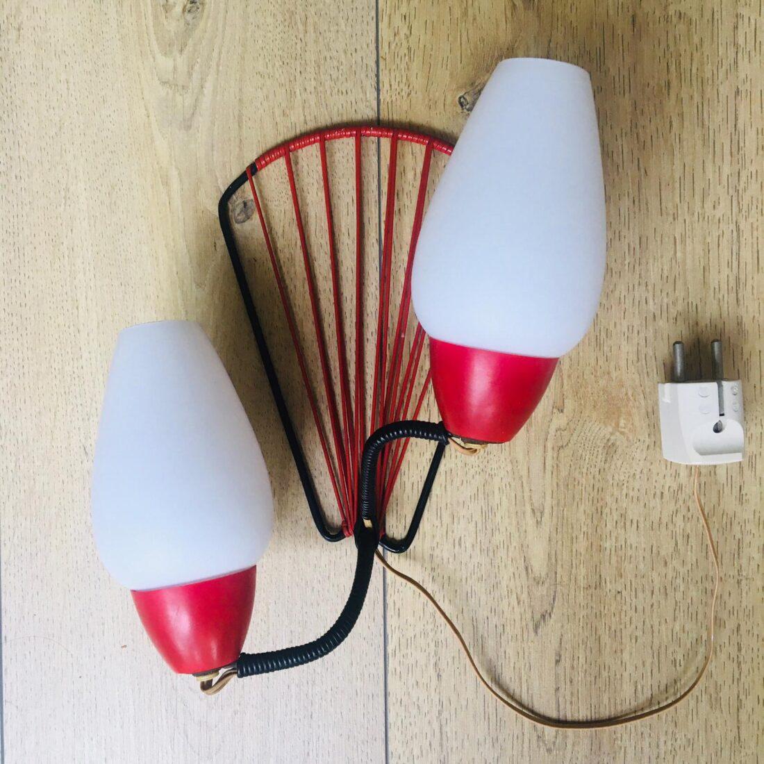 Vintage wandlamp Pilastro