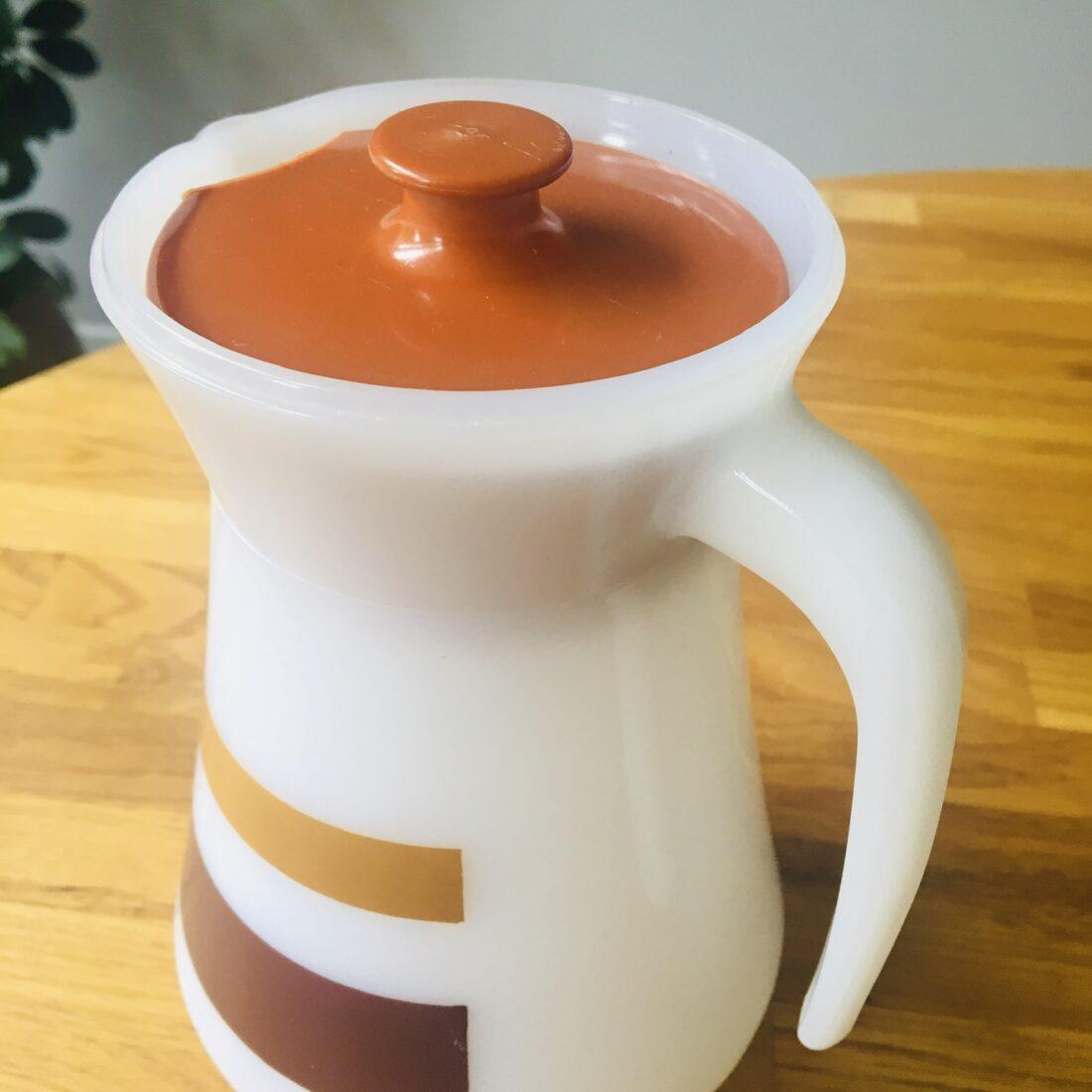 Vintage Arcopal schenkkan